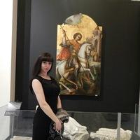 Ангелина Россохатская