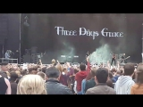 Three Days Grace Moscow 2017