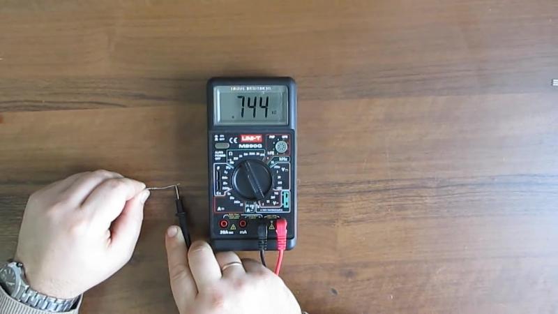 Как пользоваться тестером (мультиметром)