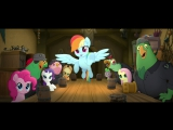 My Little Pony: The Movie — Time To Be Awesome