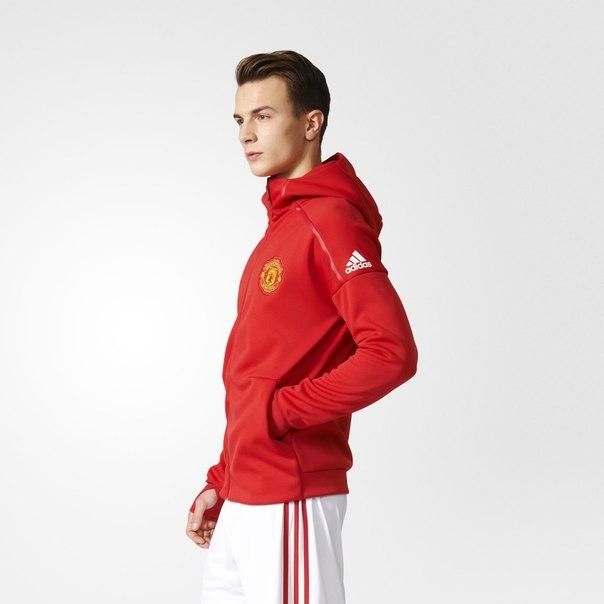 Худи Манчестер Юнайтед Anthem Z.N.E.