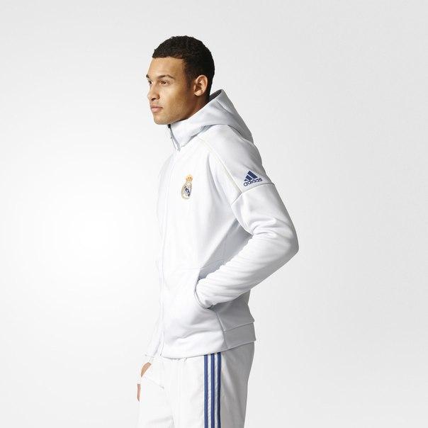 Худи Реал Мадрид Anthem Z.N.E.
