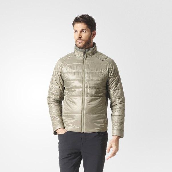 Утепленная куртка