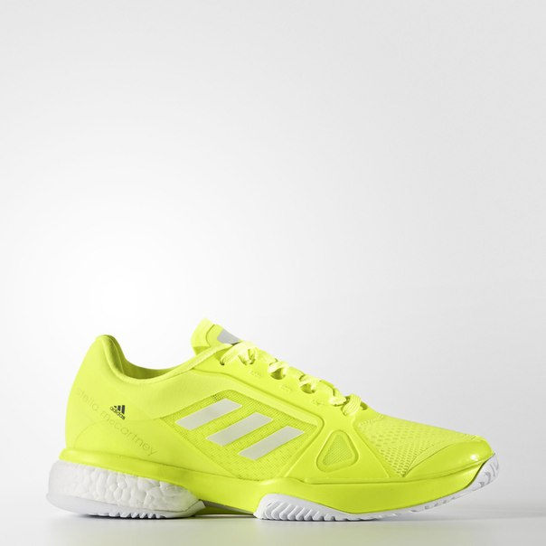 Кроссовки для тенниса adidas by Stella McCartney Barricade Boost 2017
