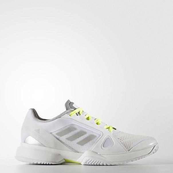 Кроссовки для тенниса adidas by Stella McCartney Barricade 2017