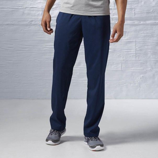 Трикотажные брюки EL WOVEN