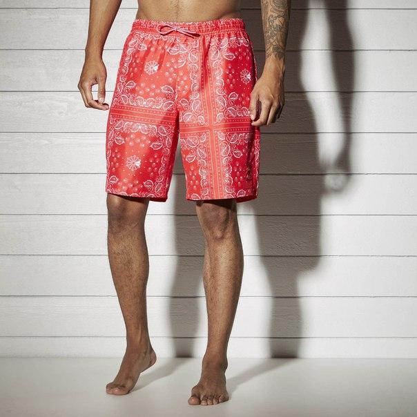 Спортивные шорты Bandana Print