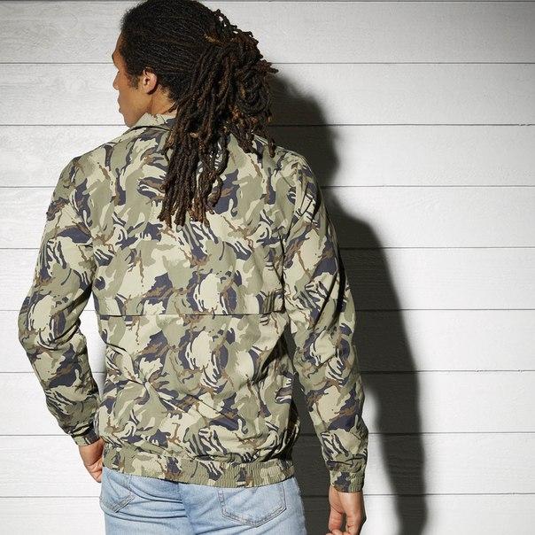 Спортивная куртка Camouflage