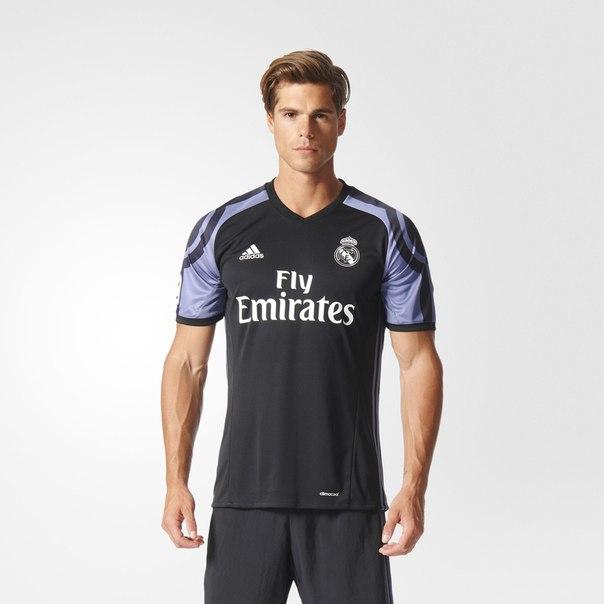 Игровая футболка Реал Мадрид Third
