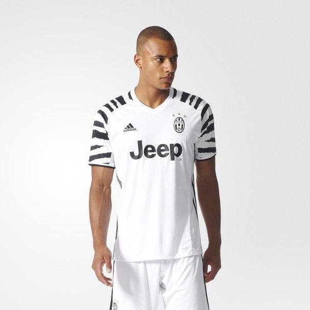 Игровая футболка Ювентус Third