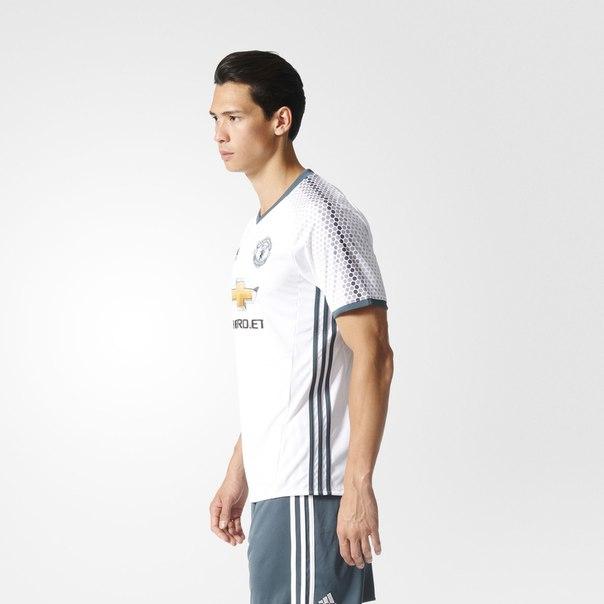 Игровая футболка Манчестер Юнайтед Third