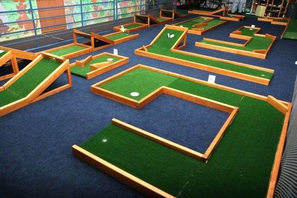 Бизнес-идея: Мини-гольф площадка  Ежемесячная прибыль: 100 тыс. рубл