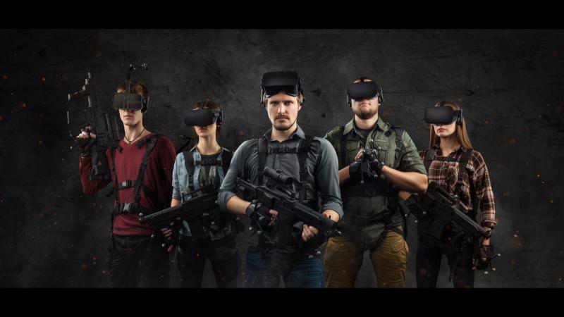 Аттракцион виртуальной реальности в Москве