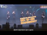 [RUS SUB] 170814 TVBS NEWS KBEE VIXX came to Taiwan!