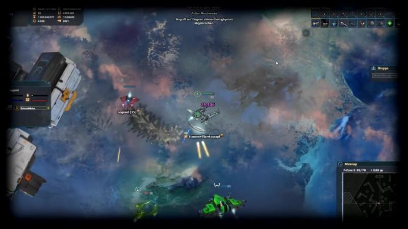 Darkorbit - Refraction Zone 2