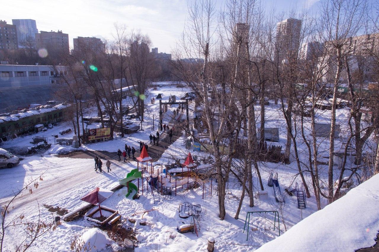 Открытие паркур-парка WCF8Jungle