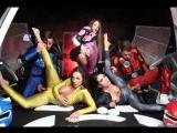 Abigail Mac Katrina Jade Kimmy Granger - Power Bangers A XXX Parody Part 5 petite teens milfs moms mature anal gangbang сперма к