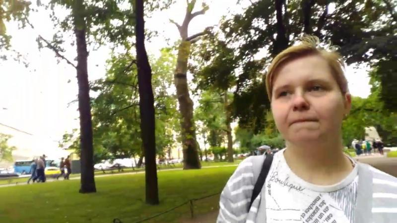 Гуляем в Александровском Саду