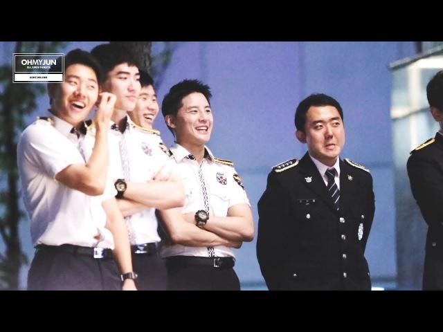 170810 몰카착카 마지막 콘서트 XIA 김준수 일경쥰쮸는 무대 관람중~♪ ›◡‹