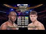 Fight Night Nashville Free Fight Saint Preux vs Krylov