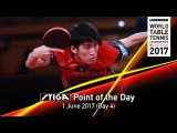 2017 World Championships   Point of the Day 4
