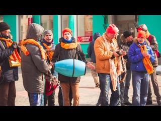 ХАРИНАМА-САНКИРТАНА в Екатеринбурге, 01.04.2017. Киртан Маладхара дас.
