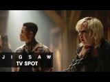 Jigsaw (2017 Movie) Official TV Spot – 'Take Back Halloween'