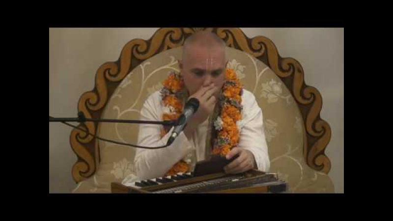 Мадхавананда дас - 2017.09.19 - «Культура мадхьяма-адхикари» 1