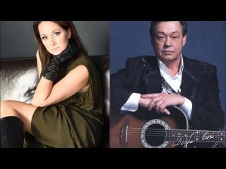 Ольга Кабо и Николай Караченцов исполняют песню «Улица Случайная»