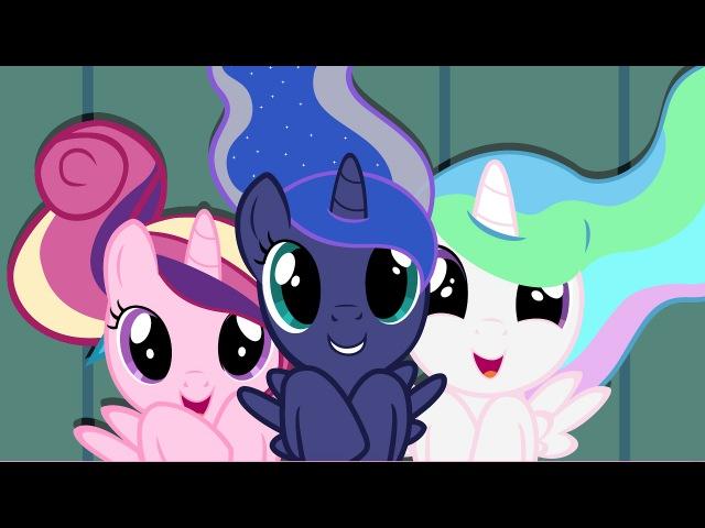 My Little Pony Миссия Гармонии Мультик игра Для Детей детскийканал иградлядетей