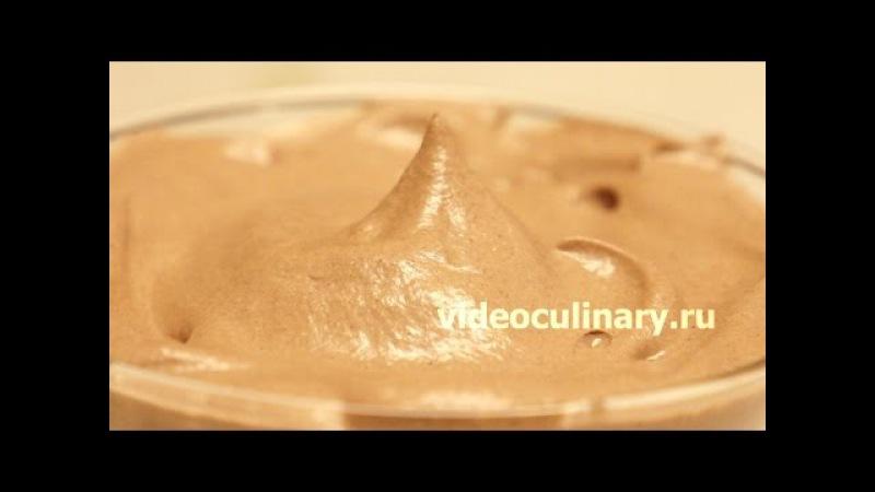 Сливочный шоколадный крем со сгущенкой рецепт Бабушки Эммы