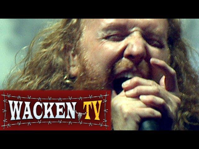 Dark Tranquillity - 3 Songs - Live at Wacken Open Air 2015