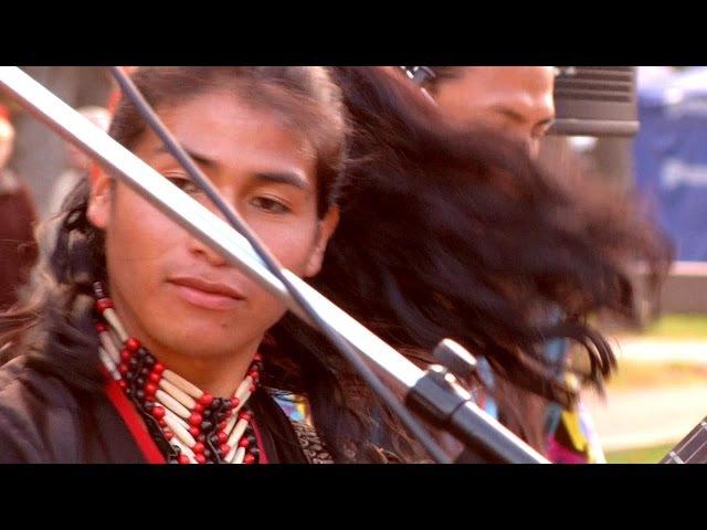 TRAILER American Indian, grupo Rikchari, Ecuador