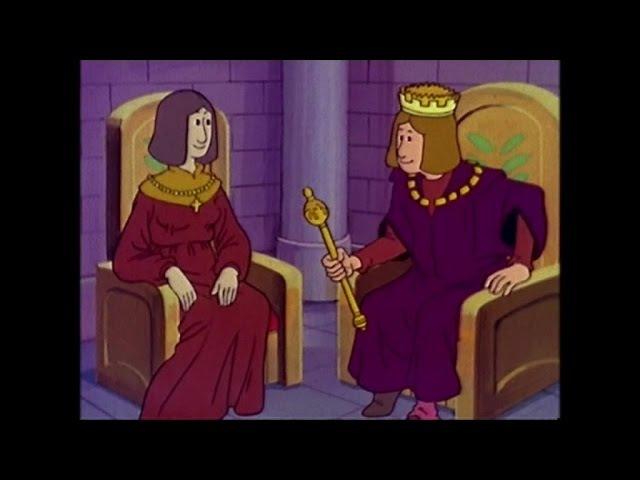 Byl Sobie... Cztowiek - Epizod 15 - Hiszpański Złoty Wiek (Wyciąg)
