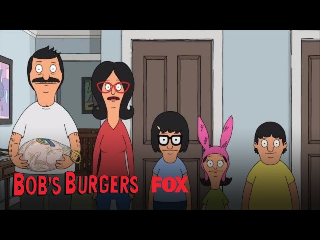 The Belchers Prepare For Thanksgiving With Teddy | Season 8 Ep. 5 | BOB'S BURGERS
