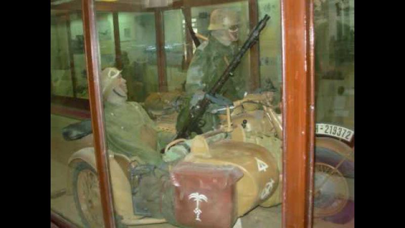 I musei di El Alamein