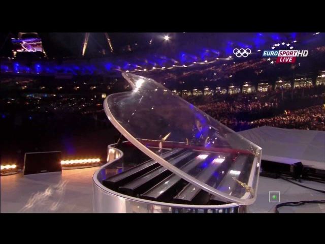 MUSE - Survival (Live video from stadium) (London Olympics 2012 - HDTV.1080i)