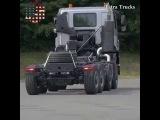 Unique Combination Of Steered Axles Tatra Truck