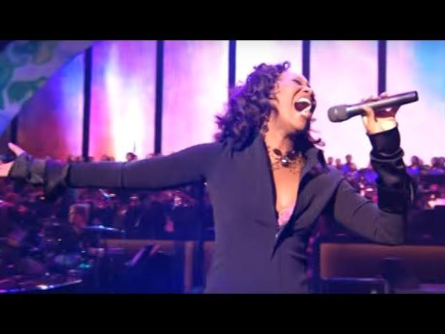 Yolanda Adams I Believe I Can Fly
