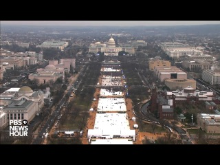 Timelapse of the National Mall on Inauguration Day..oh and it shows the real crowd numbers