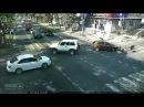 ДТП на ул Ставропольская и ул Стеклотарный 29 08 2017