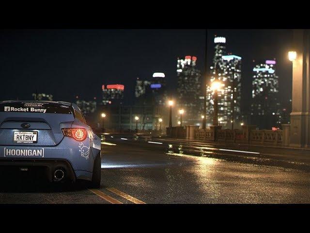 Стрим Need for speed 2015 на PS4 6 | Первый вылет игры после обновления системы до версии 5.0