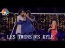 LES TWINS VS KYLE VAN NEWKIRK DUEL | NBC WORLD OF DANCE | THE DUEL