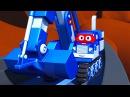Трансформер Карл Спасение малышей в Автомобильном Городе Мультик про машинки и...