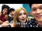 Shadowhunters 2x11 Live Q&A Chat