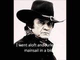 Johnny Cash Highwayman with Willie Nelson, Waylon Jennings &amp Kris Kristofferson With lyrics