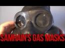 Обзор противогаза ПБФ (хомяка) | Soviet PBF gas mask