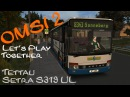 OMSI 2 | Setra S 319 UL AWD Config | TettauTogether ☆ Let's Play OMSI 2.