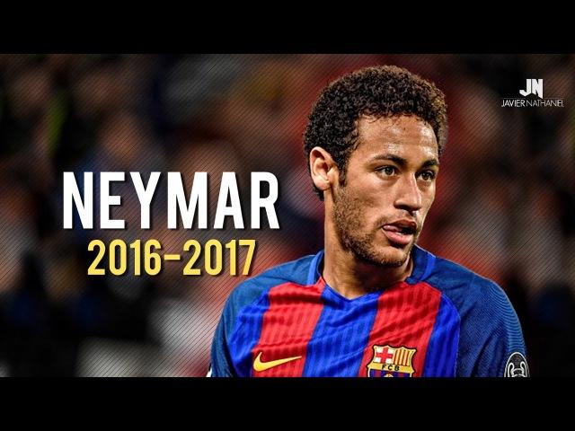 Neymar Jr - Sublime Dribbling Skills Goals 2016/2017