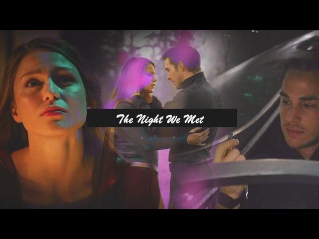The Night We Met { Kara Mon el }